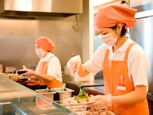 カルビー京都工場の画像・写真